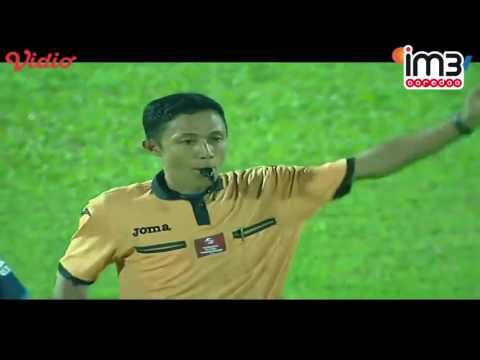 Arema Cronus Vs Persela Lamongan [3-0] Highlights TSC 6 November 2016