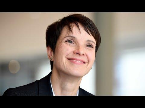 »Die blaue Partei«: Frauke Petry gewinnt Namensstreit g ...