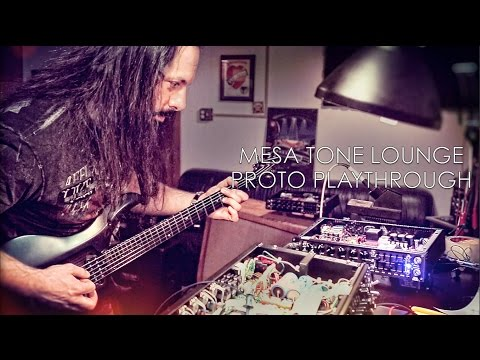 John Petrucci Mesa Mark Five: 25 'Tone Lounge' Proto Playthrough