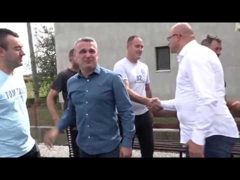 GRADONAČELNIK ČAČKA OBIŠAO ZAVRŠNE RADOVE NA ASFLATIRANJU  SAOBRAĆAJNICE U MZ TRNAVA I TRNAVSKA BALUGA