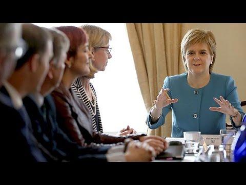 Η Σκωτία μετά το Brexit