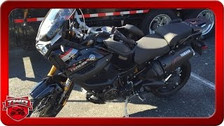 4. 2016 Yamaha Super Tenere ES Motorcycle Review