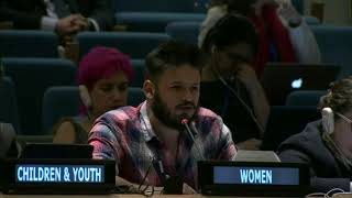 Sebastián Ramirez Mendoza's intervention at the HLPF 2015: http://webtv.un.org