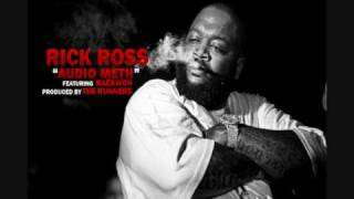 Rick Ross - Audio Meth (ft. Raekwon) [CDQ/DIRTY] REAL VERSION