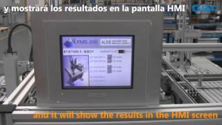 AHORRO ENERGÉTICO EN LA FMS-200 / ENERGY SAVING IN FMS-200