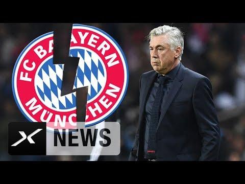 FC Bayern München feuert Trainer Ancelotti