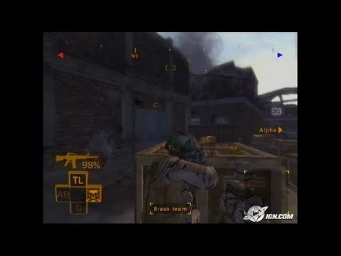 Full Spectrum Warrior Playstation 2