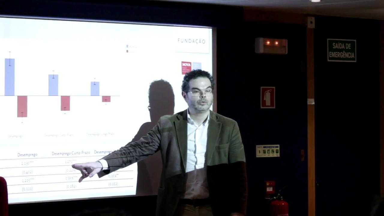 Vídeo da apresentação do estudo (no dia 13/12/2017, na Representação da Comissão Europeia em Lisboa)
