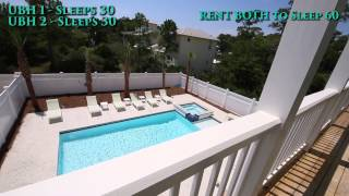 The Ultimate Beach House - 30A Escapes - Seagrove, FL