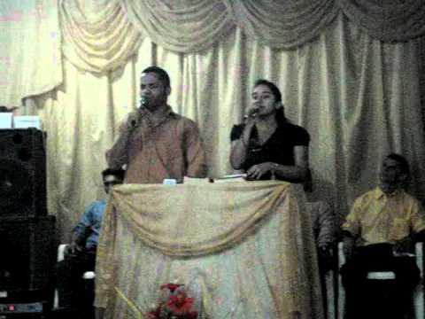 Dupla Gospel Tonny e Gleyci de Novo Oriente do Piauí