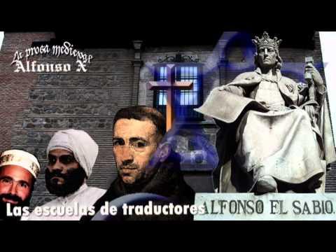 Alfonso X, el Sabio. Vídeo.