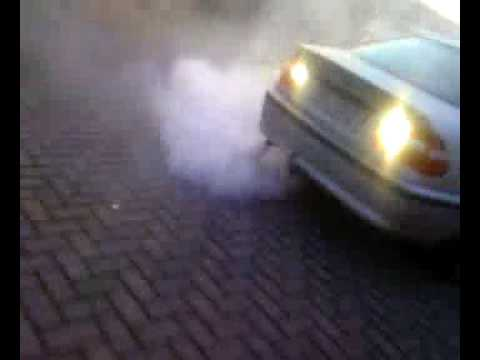 BMW 320d E46 Blown Turbo