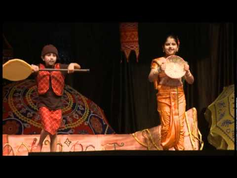 Marathi folk song - Marathi Folk Song. 1st place winner.