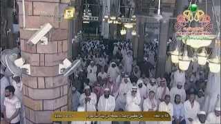 خطبة الجمعة - الشيخ أسامة خياط - المسجد الحرام - الجمعة 10 ذو القعدة 1435