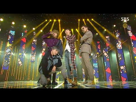 WINNER - 'EVERYDAY' 0513 SBS Inkigayo