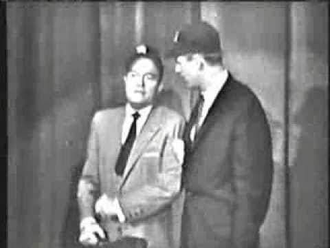 don larsen - The Bob Hope Chevy Show with Don