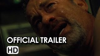 Captain Phillips Official Trailer #1 (2013) - Tom Hanks