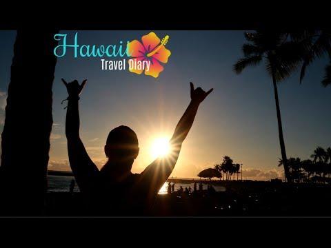 Hawaii Travel Diary   2018