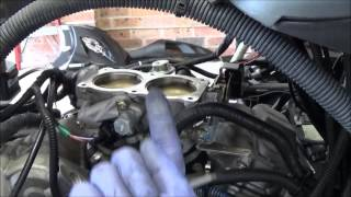 10. How to check Valve Clearances on a Can-am Spyder RS (2012)