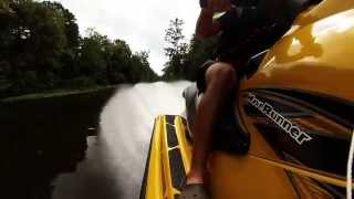 3. 2013 Yamaha VXR Speed Runs