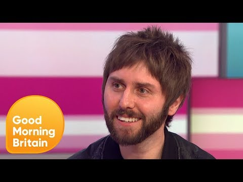 James Buckley Will Never Let His Kids Watch The Inbetweeners | Good Morning Britain