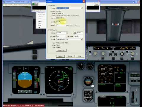 Volar en lnea sin control ATC (1/2)