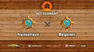 Hunterace vs bequiet, game 1