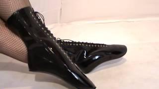 Ballet sex with pat solutions. 40-47 heel 0 - Manufacturer - Poland.