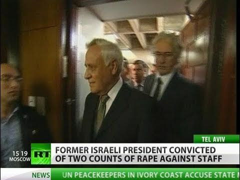 Israel-s ex-pres Moshe Katsav guilty of rape
