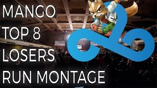 Montage | Who's that fox? Mang0 top 8 losers run.