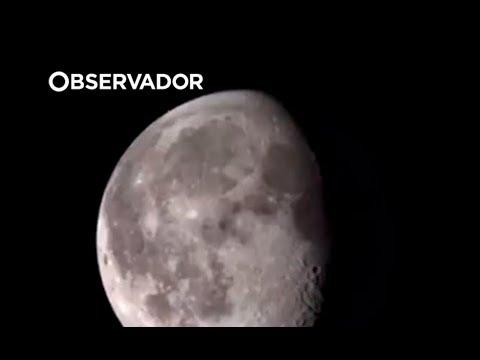 A Lua nunca esteve tao perto: NASA oferece uma incrível viagem em 4K_Űrhajó videók