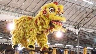 澳門友義體育會 2013 International Lion Dance Competition 2013