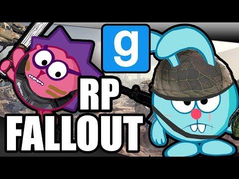 Fallout 5.0 [Garry's Mod FalloutRP]