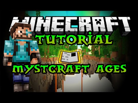 Iskall Minecraft Tutorial: Mystcraft Age Writing Tutorial [Minecraft 1.7.10, Mystcraft 0.11]