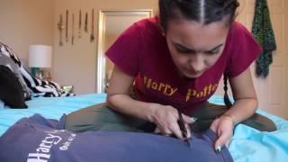 DIY CROP TOPS // How I Cut My Tee Shirts