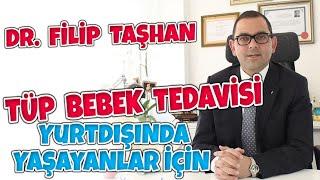 Op.Dr. Filip Taşhan - Yurtdışında Yaşayanlar İçin Tüp Bebek Tedavi Süreci
