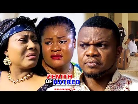 Zenith of Hatred Season 5 - Ken Erics 2017 Latest Nigerian Nollywood Movie Full HD