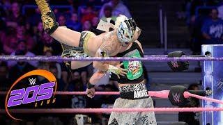 Enzo Amore vs. Kalisto - WWE Cruiserweight Championship Match: WWE 205 Live, Oct. 24, 2017
