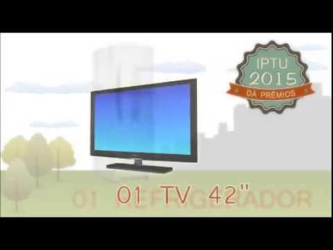 IPTU 2015 Dá Prêmios