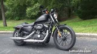 9. New 2014 Harley Davidson Sportster Iron 883 Motorcycles for sale - Spring Hill, FL