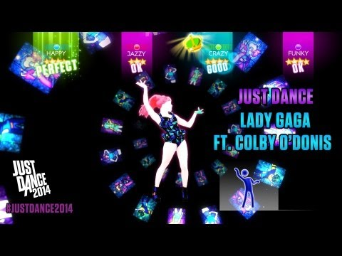 Lady Gaga ft. Colby O'Donis – Just Dance | Just Dance 2014 | Gameplay