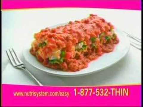 NutriSystems Commercial