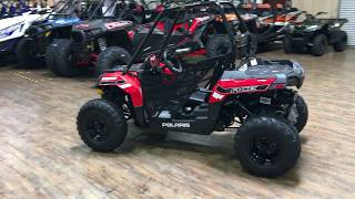 9. 2017 POLARIS ACE 150 EFI P001721