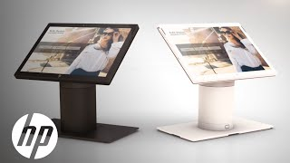 Retail and Hospitality Transactions Made Easy | HP Engage Go | HP