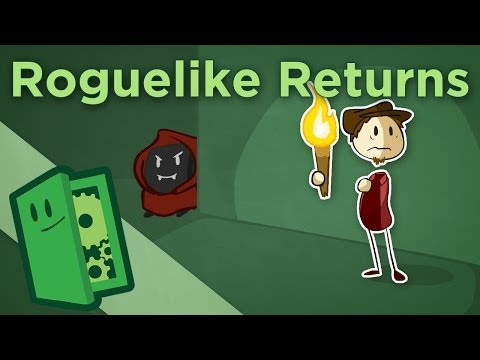 Extra Credits - Roguelike Returns - How to Revive a Genre