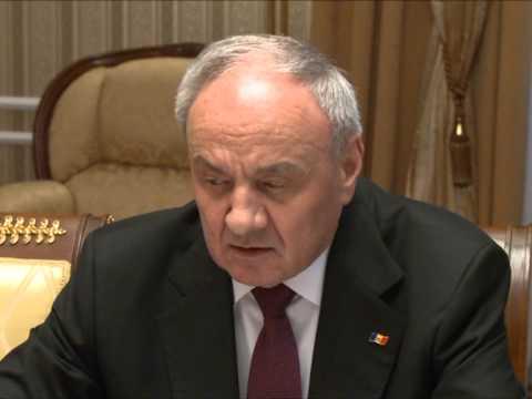 Nicolae Timofti a avut o întrevedere cu reprezentanții Băncii Europene pentru Reconstrucţie şi Dezvoltare