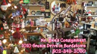 Mr. Bee's Consignment Shop in Bardstown 12 2013