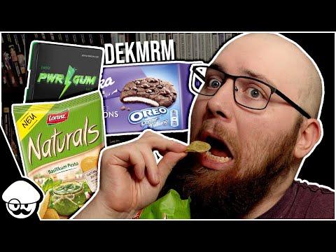 Ich habe Neue, noch nie da gewesene Süßigkeiten & Snacks probiert - DEKMRM #7