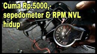 Video Bikin Soket sepidometer NVL untuk RPM hanya 5000 rupiah saja | angel #dodoeTutor MP3, 3GP, MP4, WEBM, AVI, FLV November 2018