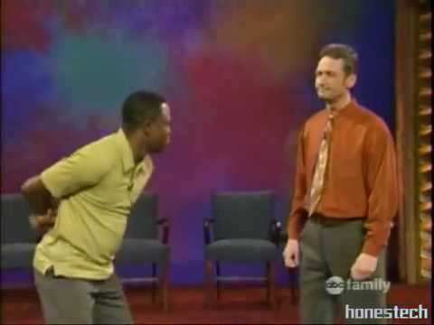 Whose Line Is It Anyway? - Questions Only - Wizard of Oz